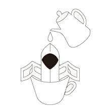 カフェトントゥフレーバーコーヒー