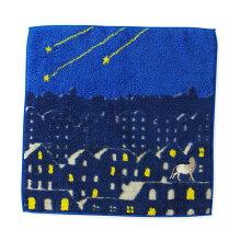 空想タオルハンカチネコと流れ星
