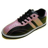 DexterボウリングシューズDs38ブラック・ピンクデクスターボウリング用品ボーリンググッズ靴