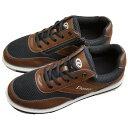 Dexter ボウリング シューズ Ds49・ジッパー ブラウン デクスター ボウリング用品 ボーリング グッズ 靴 その1