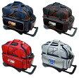 STORM ボウリング バッグ SB188-CJ 2ボール キャスター バッグ 全4色 ストーム バッグ ボウリング用品 ボーリング グッズ