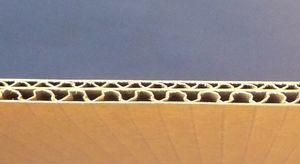 板ダンボール(段ボールシート)8mm【200×120cm】10枚セット