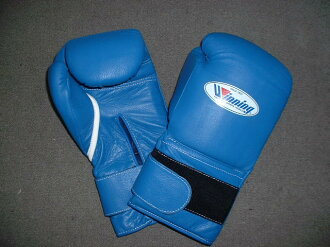 12 oz WINNING Boxing Glove (professional type) with Velcro closure