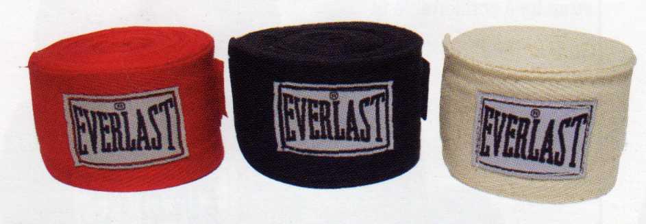 エバーラストカラーバンテージ short type boxing equipment