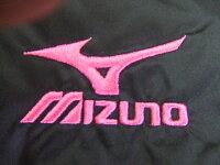 プロボクサー仕様【フード付に新色登場】MIZUNO当店オリジナルフード付減量着ブラックxピンク上下セットサウナスーツ減量スーツの決定版(ミズノ・日本製)