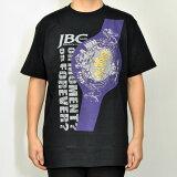 JBC公認 ボクシングTシャツ 黒