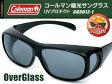 Coleman (コールマン) 偏光サングラス メガネ メガネの上から掛けられる オーバーサングラス オーバーグラス めがね サングラス特集 ◇ サングラス3012-1
