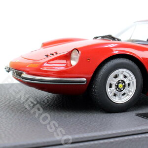 TOPMARQUES1/18スケールDINO246レッドTOP088A