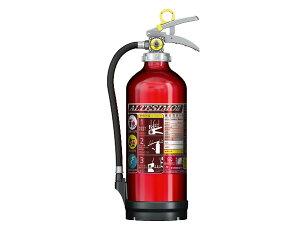 アルミ製蓄圧式粉末ABC消火器