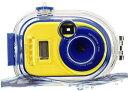『処分価格』防水ケースを外せばトイカメラとして。水中カメラ 【トイデジ】防水ケース付 トイ...