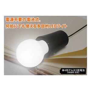 【送料無料(一部地域を除く)】【どこでもプルライト(ブラック)DOKODEMO PULL LIGHT HRN-275】HRN275 吊るす&置くOK!電池式でどこでも使える多目的LEDライト