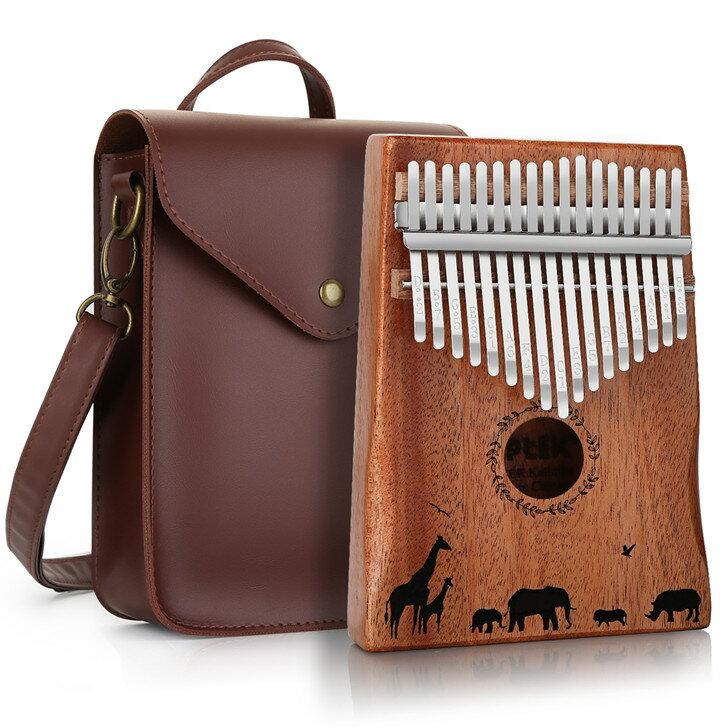 カリンバ9セット カリンバ+皮革製鞄