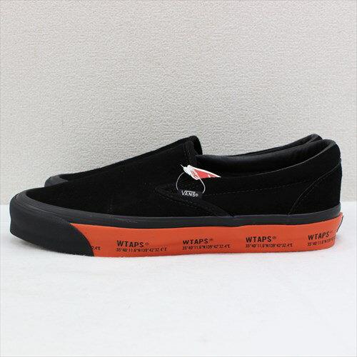 メンズ靴, スニーカー  VANS()WTAPS VN0A45JK20E 20AW OG CLASSIC SLIP ON 28.5cm A20-1401