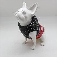 MONCLERモンクレールHOSEOFGENIUSPOLDDOGドッグ犬置物フィギュア【中古品】N21-304中洲店