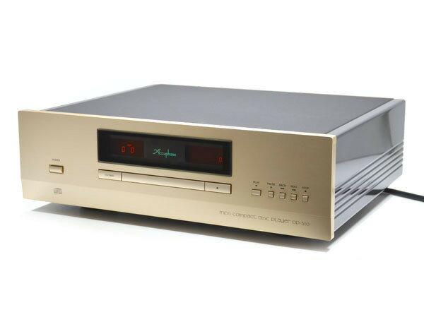 コンポ用拡張ユニット, CDプレーヤー Accuphase DP-510 CD