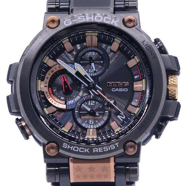 腕時計, メンズ腕時計 35CASIO G-SHOCK MT-G MTG-B1000TF-1AJR Bluetooth