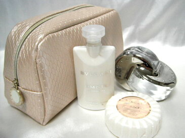 BVLGARI 香水セット ブルガリ オムニア クリスタリン 65ml【新品】【未使用】【中古】