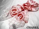 CHANEL シャネル スカーフ ビッグロゴ【新品】【未使用...