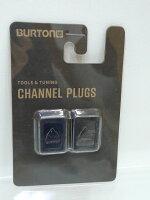 新商品登場!BURTON/バートン・TNT【ChannelPlugs/チャンネルプラグ】カラー:MountainLogo★DM便選択で送料無料です!