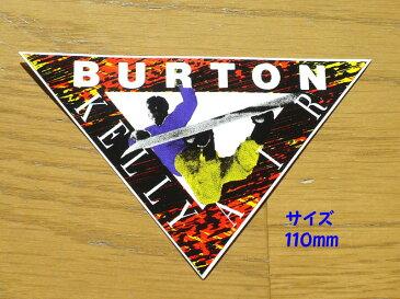 ■BURTON バートングレックケリー/Craig Lellyビンテージステッカー