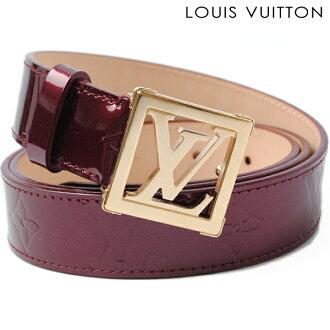 Louis Vuitton 路易 · 威登帶太陽薄紗 LV 幀 30 毫米 M6878 漆皮漆皮