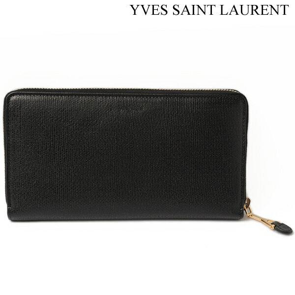 huge discount 5b2db a65c5 Yves Saint Laurent イヴ・サンローラン 長財布 テクスチャード ...