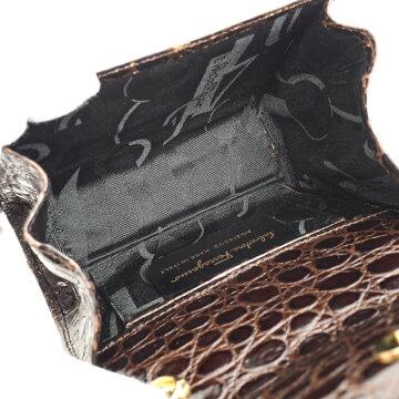 Salvatore Ferragamo Salvatore Ferragamo Valla Chain 2way bag [pre]