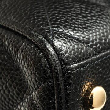 CHANELシャネルマトラッセハンドバッグ【中古】ハンドバッグ