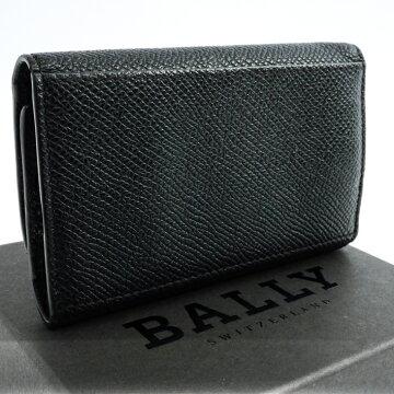 BALLYバリー6連キーケースカーフレザー財布・バッグ小物キーケース【中古】
