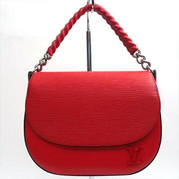 Unused   Second-hand Goods  LOUISVUITTON Louis Vuitton Luna Epil M 42675  Epi 7d9b816ca3d6a