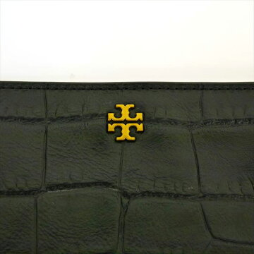 [Unused / Second-hand Goods] ToryBurch Tory Burch 79173-1-07236 Leather Women's Bag Clutch Bag [Pre]