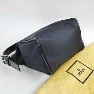 FENDIフェンディワンショルダーハンドバッグ【中古】