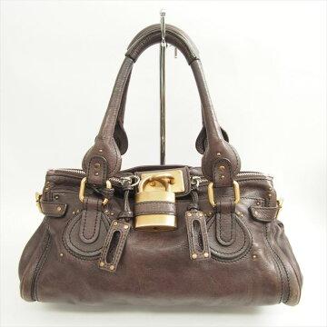 Change your Used CHLOE Paddington Handbag with Cash . AEON AU2 ... a98aec9ade19b