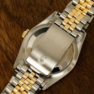 ロレックスROLEXオイスターパーペチュアルデイトジャスト腕時計中古