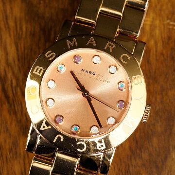 マークジェイコブスMARCBYMARCJACOBSエイミー腕時計中古