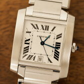 カルティエ Cartier タンクフランセーズ 腕時計 【中古】