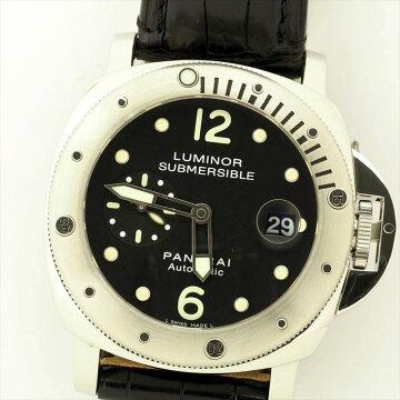PANERAIパネライルミノールサブマーシブル腕時計中古