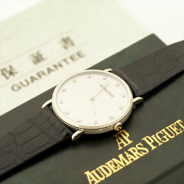 [Points 3 times] AUDEMARSPIGUETD 54063 Watch New article Finish Overhauled With Repair Guarantee Used