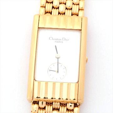 ChristianDiorディオールモデールデポーズ326711腕時計【中古】
