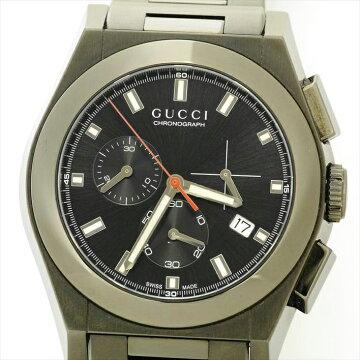 GUCCIグッチパンテオン115.2(YA115237)14204500【中古】腕時計