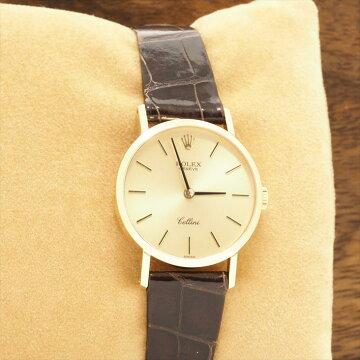 【オーバーホール・新品仕上げ済み】ROLEXロレックスチェリーニ4254859【オーバーホール・新品仕上げ済み】【中古】腕時計