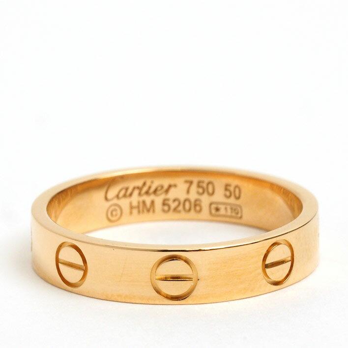 レディースジュエリー・アクセサリー, 指輪・リング  4647484950515253545556575859 K18 PG Cartier