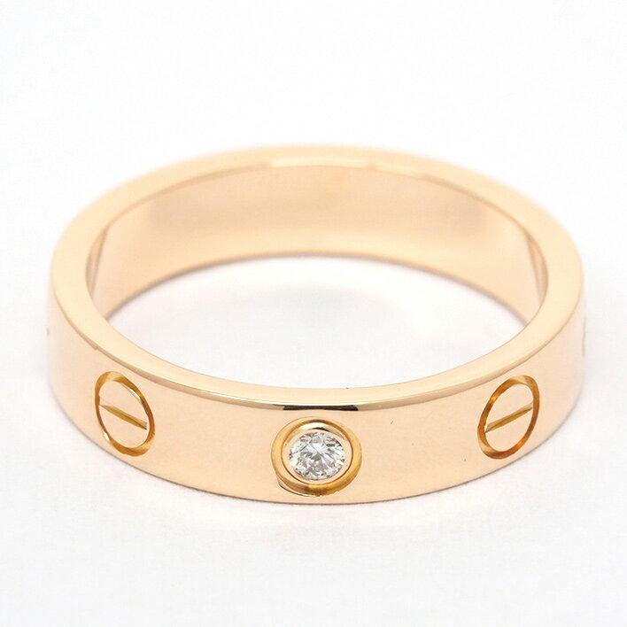 レディースジュエリー・アクセサリー, 指輪・リング P5 47 1P K18 PG Cartier