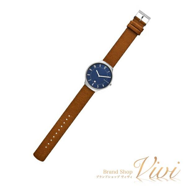 スカーゲン 腕時計 メンズ SKAGEN SKW6457 GRENEN シルバー TU8071
