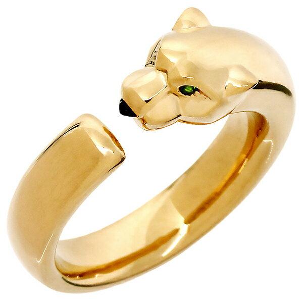 レディースジュエリー・アクセサリー, 指輪・リング  49 9 K18YG Cartier