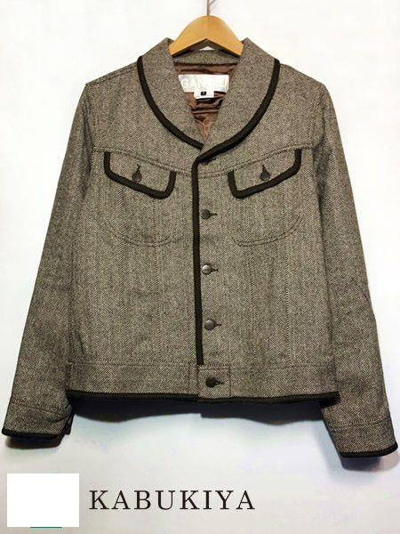 メンズファッション, コート・ジャケット GANRYU S USED COMME des GARCONS 7-323MI