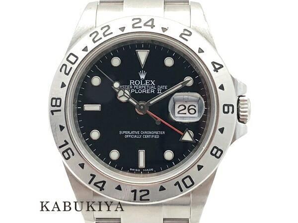 ROLEXロレックスエクスプローラー216570腕時計ウォッチ黒文字盤SSステンレススティールメンズ・レディース人気ブランド 中