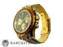 ROLEX ロレックスコスモグラフ デイトナ レオパード 116518 18KYG 腕時計 1165 ...