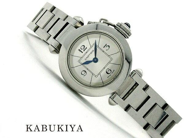 腕時計, レディース腕時計 Cartier W3140007 SS QZ xx18-36501ok