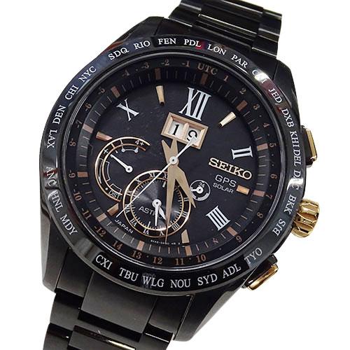 腕時計, メンズ腕時計 68 20:00615 23:59 5OFF SEIKO 8X42-0AB0 SBXB141 GPS